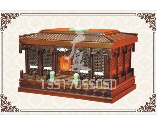 广泉牌木质骨灰盒