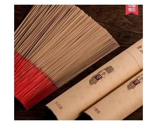 檀香沉香竹签香 礼佛香财神香供香 型号: L043-1