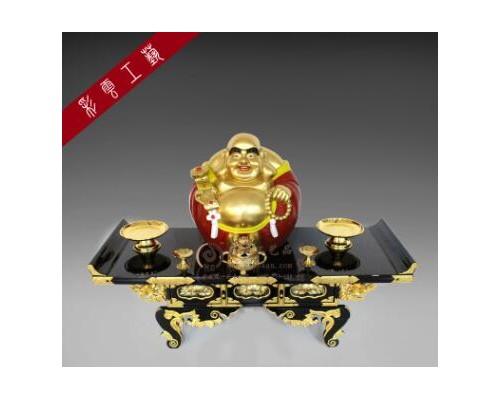 彩云高档工艺品礼佛供奉供桌 家用古典神台供桌高品质拜神柜