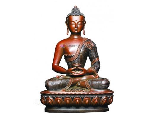 江西渡海阿弥陀佛铜像
