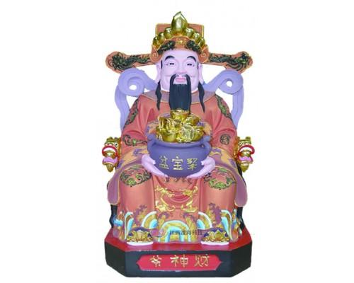 江西渡海财神爷佛像