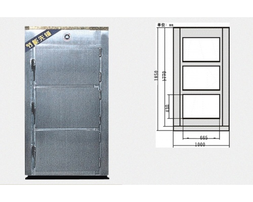 全发泡ST-3太平柜长×宽×高3120×1000×1850