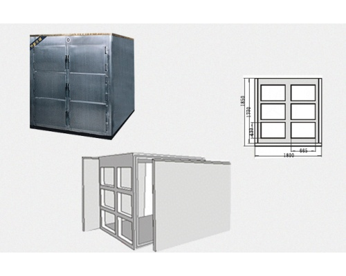 全发泡ST-6俱太平柜长×宽×高3120×1800×1850
