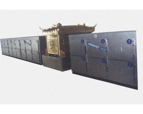 卧式ST-6冷冻箱长宽高3120×2530×1380