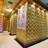 寺庙骨灰盒存放架定做寺庙寺庙佛堂设计装修效果