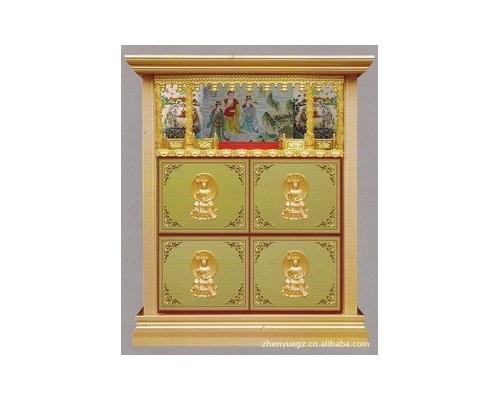 骨灰堂家族式骨灰盒存放架标准