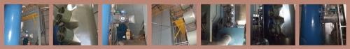 天瑞TR5型火化机尾气处理系统