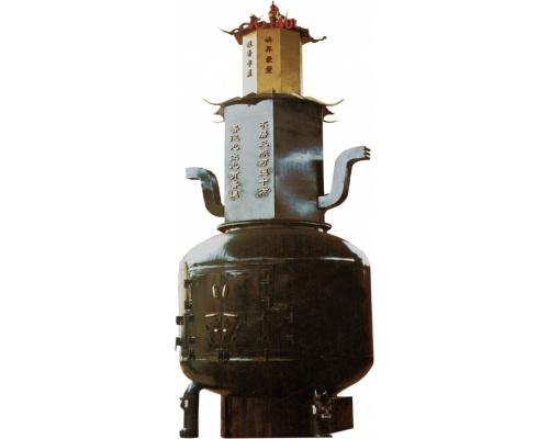 百丈山BZS-C 型香炉式焚烧炉