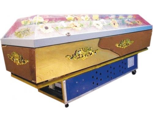 冰柜百丈山BZS-b1冰棺水晶棺系列