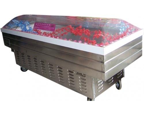 冰柜百丈山BZS-b4冰棺水晶棺系列