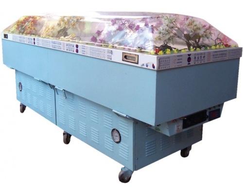 百丈山BZS-b6冰棺水晶棺系列
