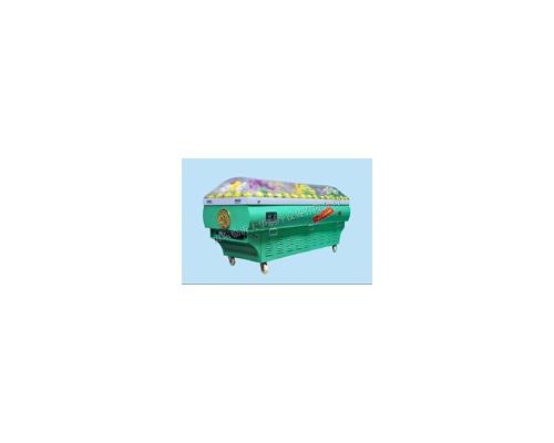 M型水晶棺/高档水晶柜规格200*70*100(厘米)