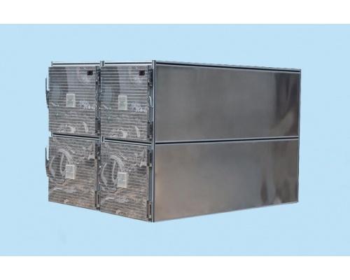豪华四体太平柜长X宽X高2.4X1.6X1.8 (米)