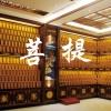 佛教寺庙组合式铝合金牌位架梯式架体