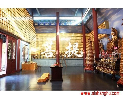 佛教寺庙工程万佛墙智能案例图