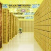 寺庙寺院馨家福地品牌骨灰架架设计图片案例可定做
