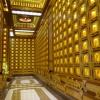 地宫铝合金骨灰盒龛位技术设计效果图佛山市梵园工艺制品有限公司