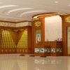 寺庙佛教牌位楼系列设计效果图梵园