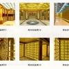 地宫骨灰寄存架镀锌板制作可定做殡葬产品浙江天境ghcfj-3