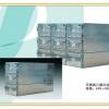 豪华不锈钢三门一体太平柜可定制青岛金翅鸟殡葬用品