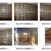骨灰堂高分子PVC骨灰存放架设计案例天木