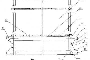 骨灰盒存放架底座支撑座制作方式