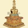 骨灰龛舍利塔(麒麟)规格24.5x24.5x41.5cm