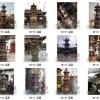 寺院佛教户外大型宝鼎香炉古圆形宝鼎佛教用品制作加工厂家