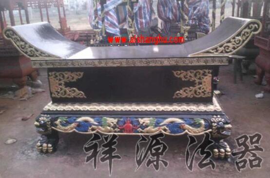 佛堂祠堂GZ-7 供台的样式尺寸祥源法器祭祀工艺品