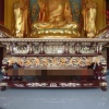 祠堂GZ-9 供台的样式尺寸祥源法器祭祀工艺品