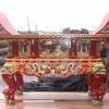 佛堂GZ-12 供桌的样式尺寸祥源法器祭祀工艺品