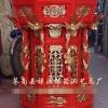 寺庙佛教琉璃灯/宫灯油灯可定制各种规格祥源法器