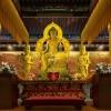 寺院骨灰存放柜装修效果图北京顺民益