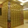 佛教地宫骨灰存放架存放设计装修实体图祥狮工艺品