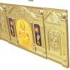 寺庙单穴骨灰盒存放架面板德福堂设计效果图江西仙廷
