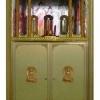 祠堂铝合金家族式骨灰存放架架体设计专利图江西仙廷
