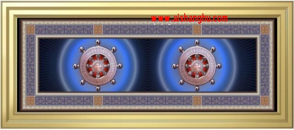 怀念堂双穴骨灰盒存放柜面板形状色彩图案江西仙廷sx-06