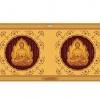 佛教双穴骨灰存放架面板设计图A4江西元一牌