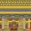 寺院佛堂骨灰楼骨灰架佛教设计装修效果图江西泰恒