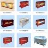 实木水晶棺棺罩箱体冷凝器保温层压缩机沈阳龙威制冷设备厂