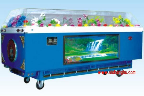 直冷式钛金水晶棺箱体数码电脑控温DAZ-1(2)迪尔制冷