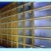 优质寺庙佛教铝合金骨灰存放架设计现场照片殡葬用品迪尔制冷
