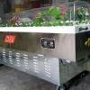 豪华不锈钢钛金板水晶棺箱体A1A4贵州恒安胜