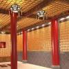 智能光明灯大殿墙面面积尺寸可定制四川八吉祥