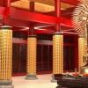 智能光明灯祈福灯方柱面积尺寸可定制四川八吉祥