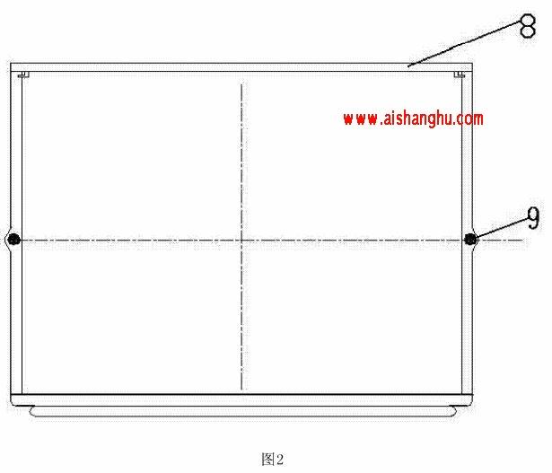牢固、易拆卸无缝骨灰盒存放柜技术方案