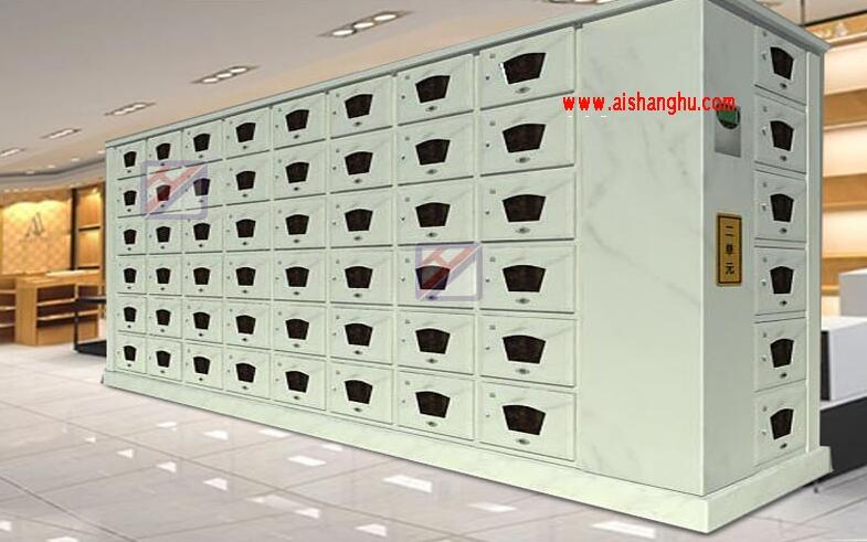 纳骨堂耶稣骨灰寄存架实体案例高清图片北京宏宇天地
