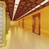 寺庙佛堂智能万佛墙装修效果图厦门汇纳