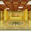 佛教骨灰楼骨灰盒寄存架装修超清效果图厦门汇纳