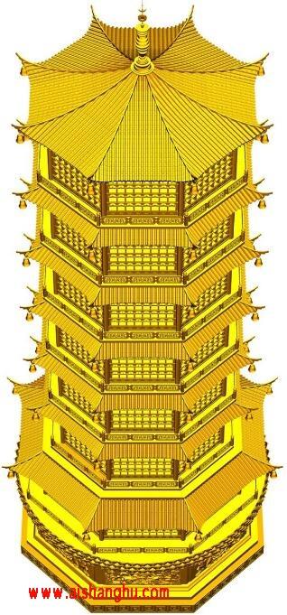 寺庙祈福光明灯塔专利鑫福缘